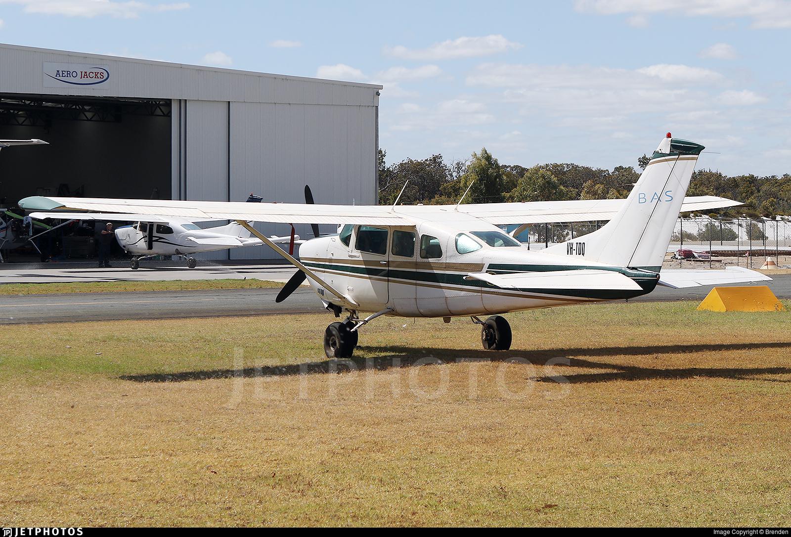 VH-TDQ - Cessna U206F Stationair 6 - Broome Air Services