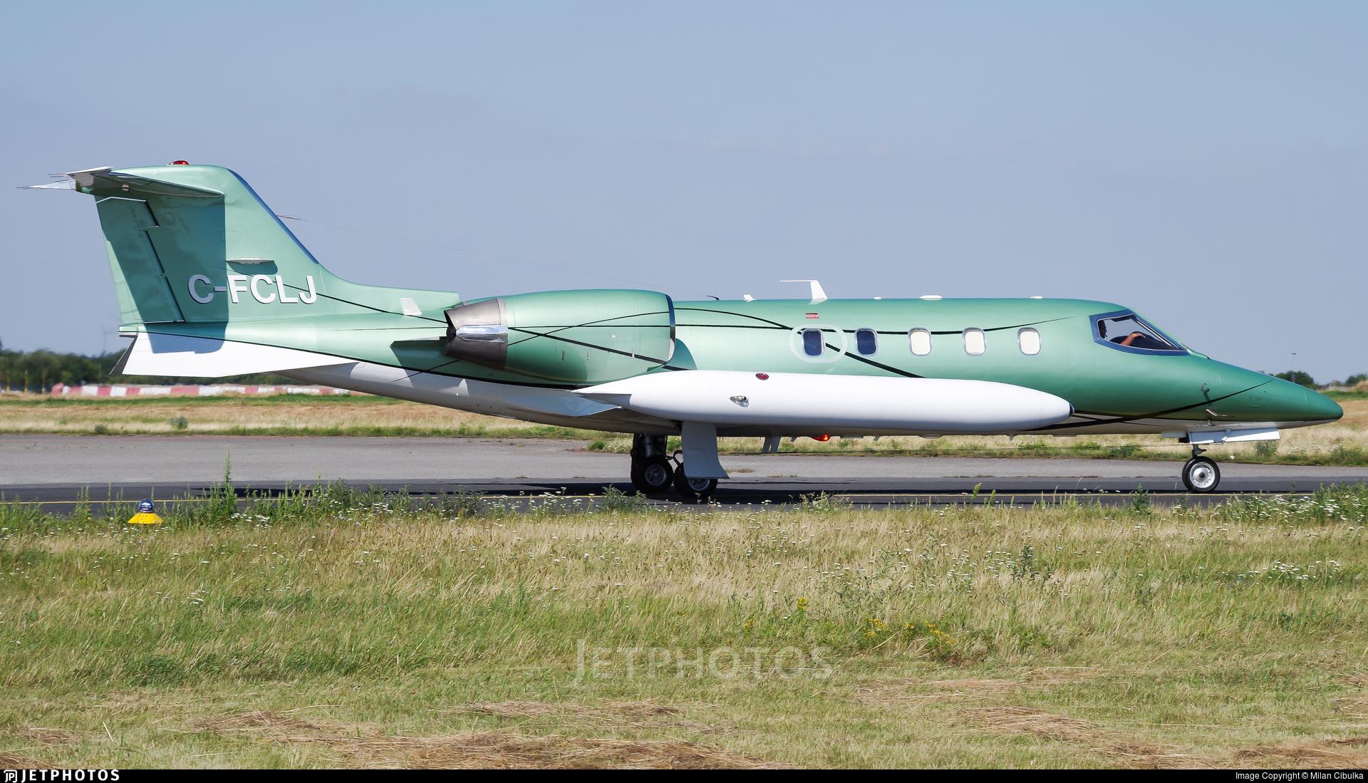 C-FCLJ - Bombardier Learjet 36A - Latitude Air Ambulance