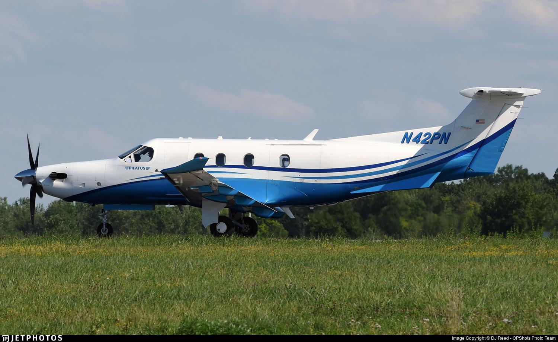N42PN - Pilatus PC-12/47E - Private