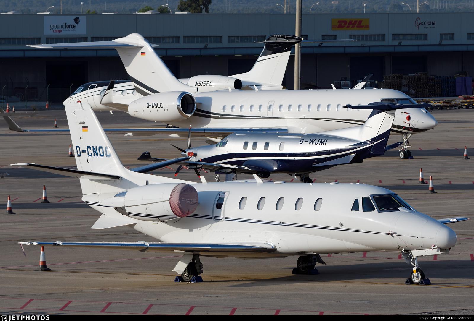 D-CNOC - Cessna 560XL Citation XLS - Atlas Air Service