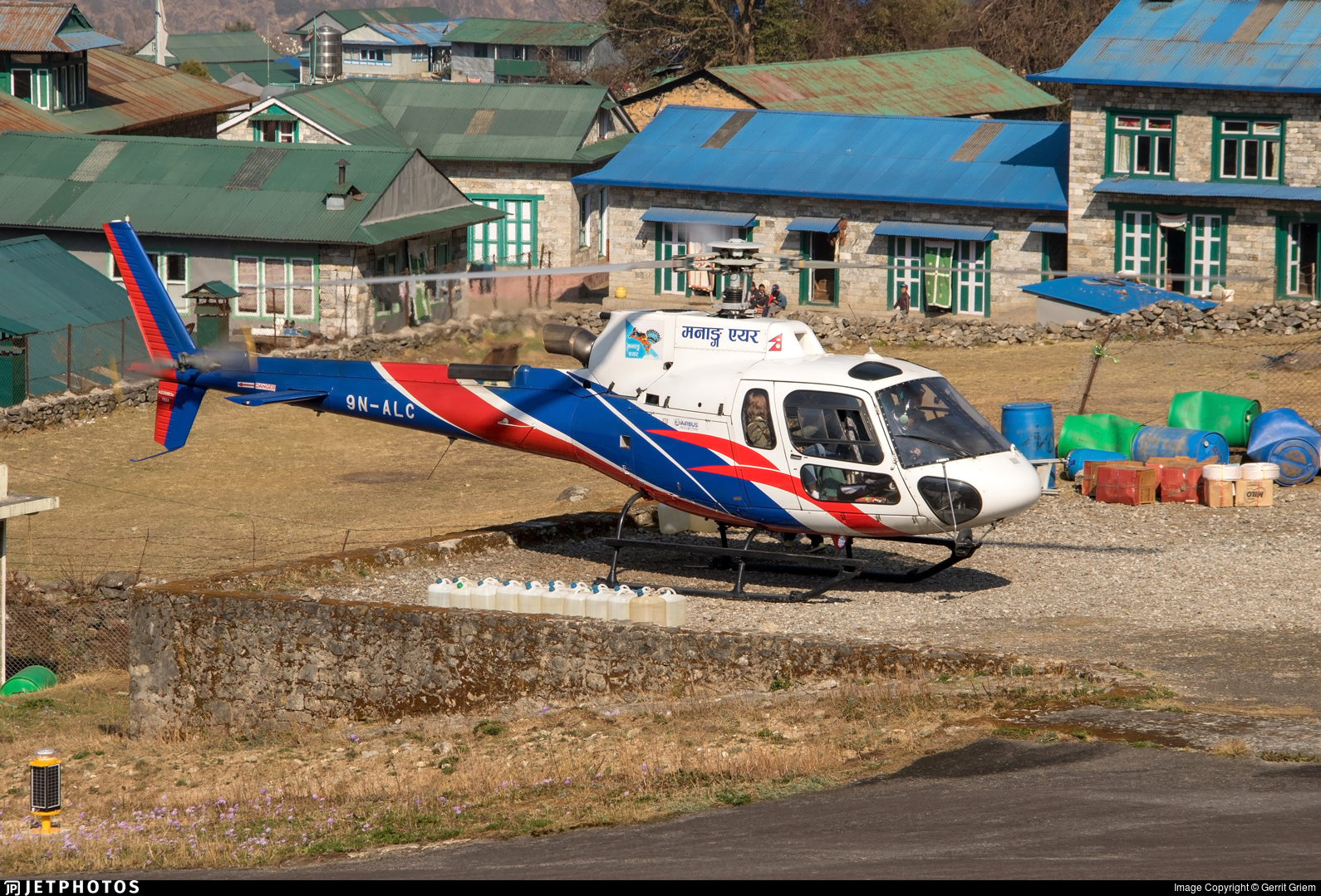 9N-ALC - Airbus Helicopters H125 - Manang Air