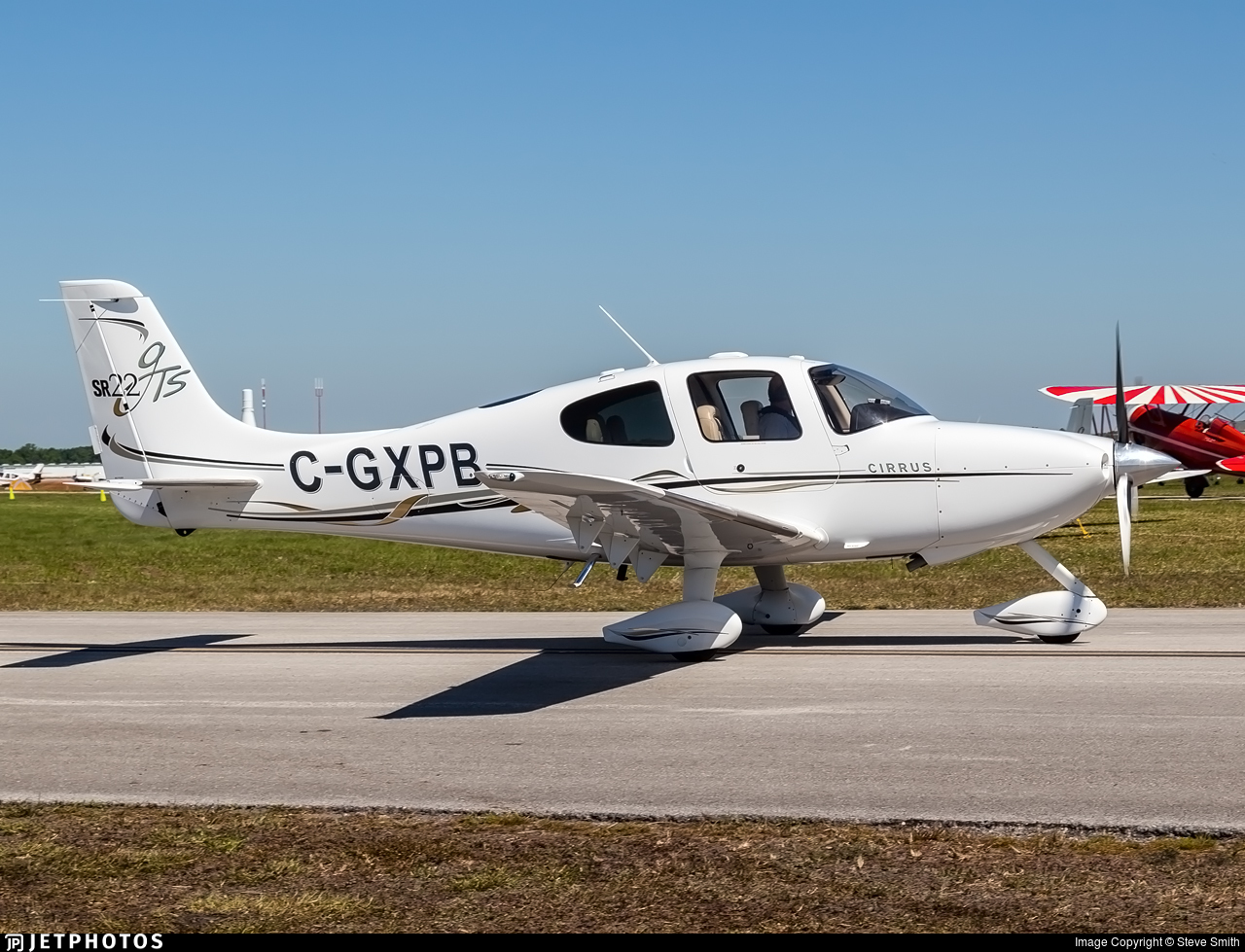 C-GXPB - Cirrus SR22-GTS - Private
