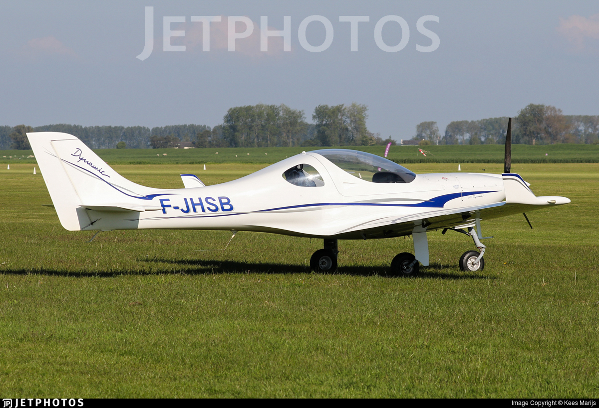 F-JHSB - AeroSpool Dynamic WT9 - Private