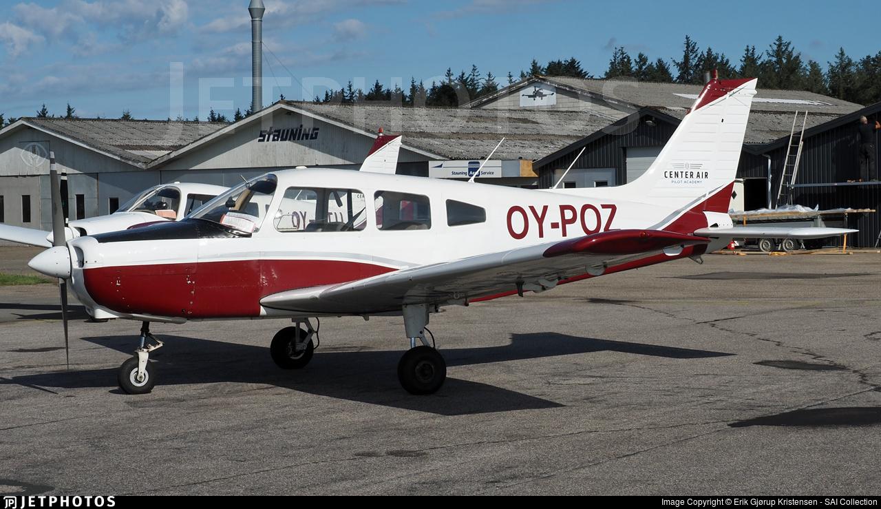 OY-POZ - Piper PA-28-151 Cherokee Warrior - Center Air Pilot Academy