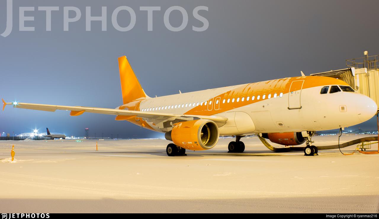 N2301U - Airbus A319-111 - United Airlines