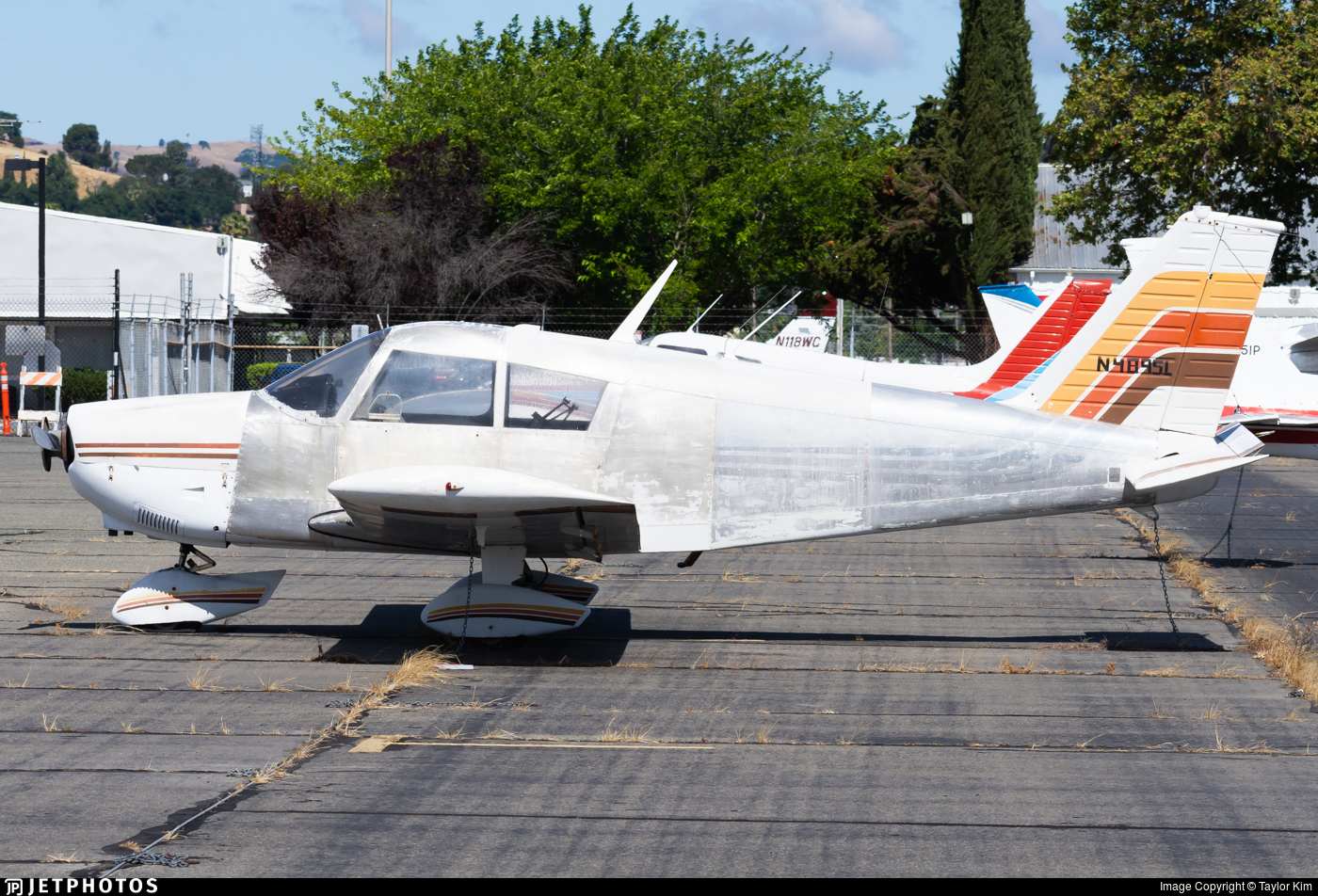 N4895L - Piper PA-28-180 Cherokee - Private