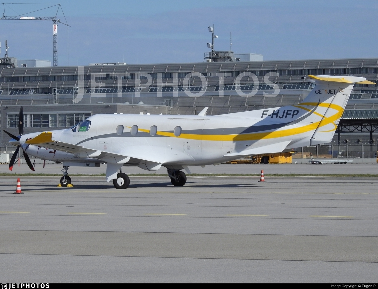 F-HJFP - Pilatus PC-12/47E - Get1jet
