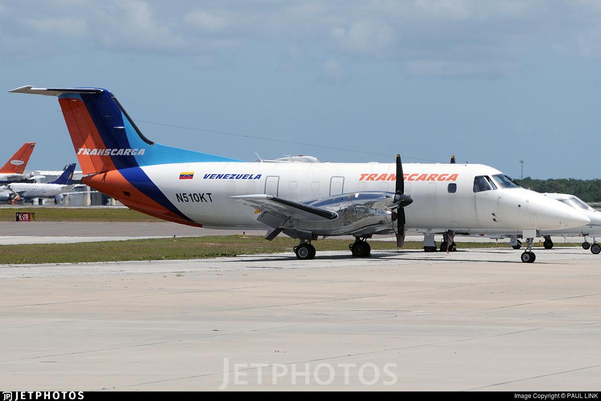 N510KT - Embraer EMB-120ER Bras�lia - Transcarga International Airways