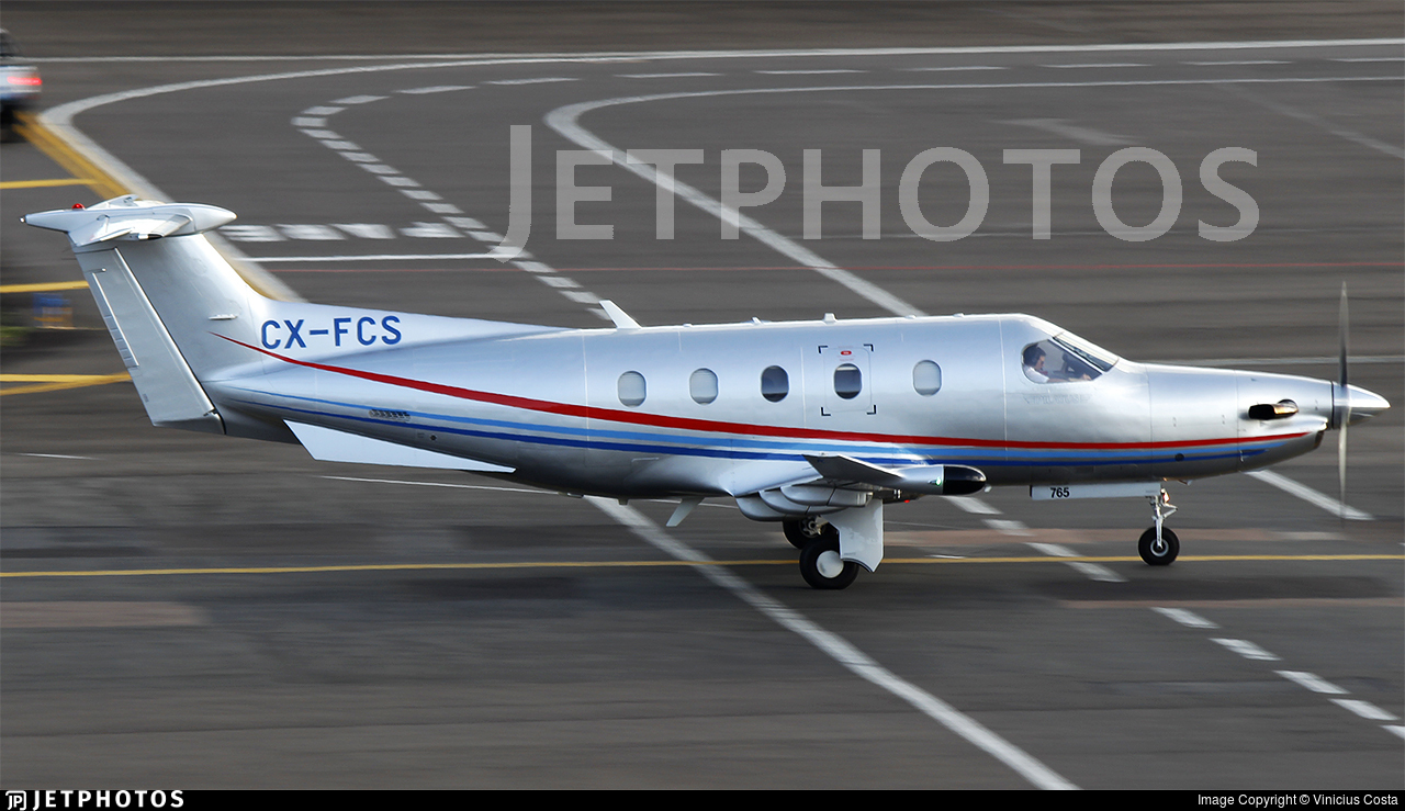 CX-FCS - Pilatus PC-12/47 - Private