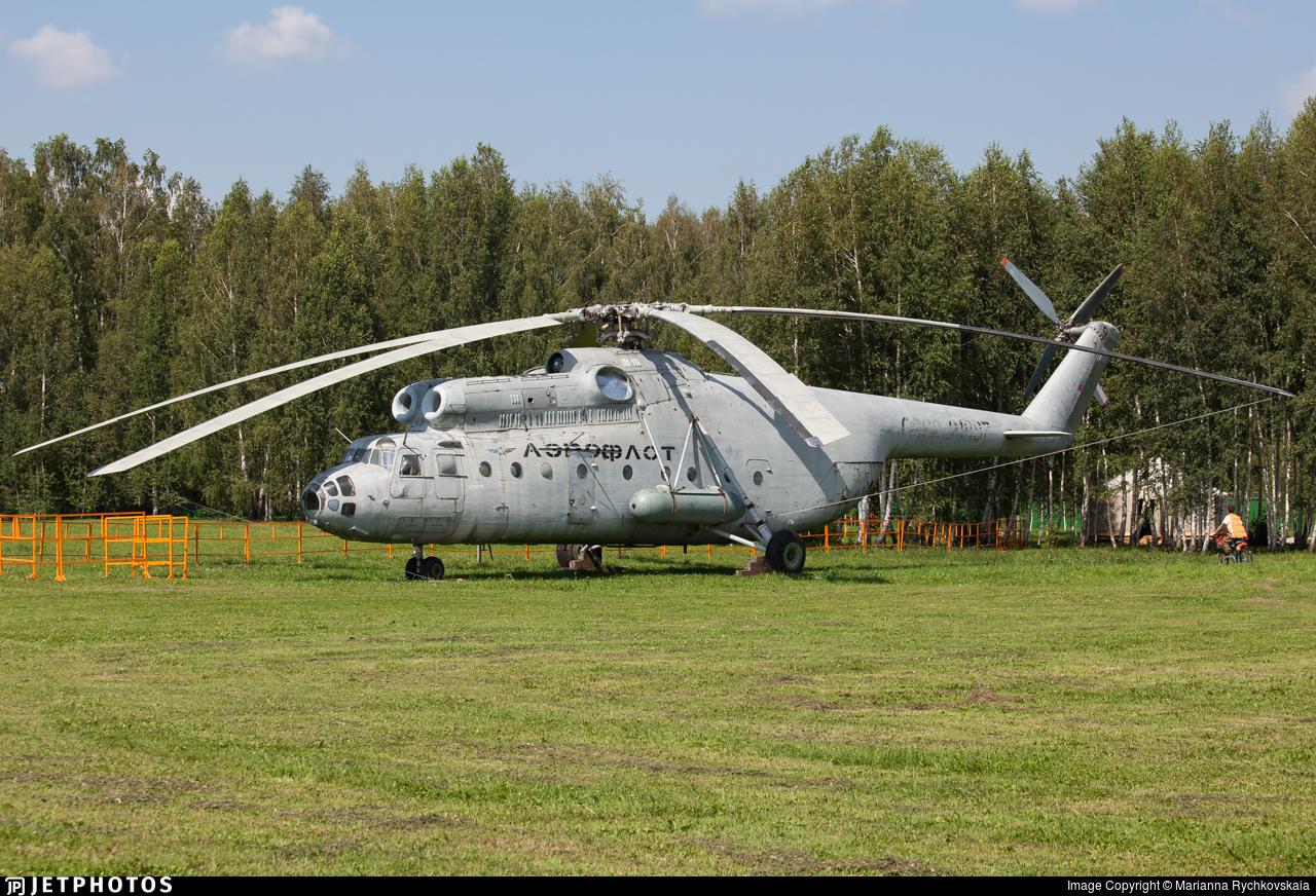 CCCP-21887 - Mil Mi-6 Hook - Aeroflot