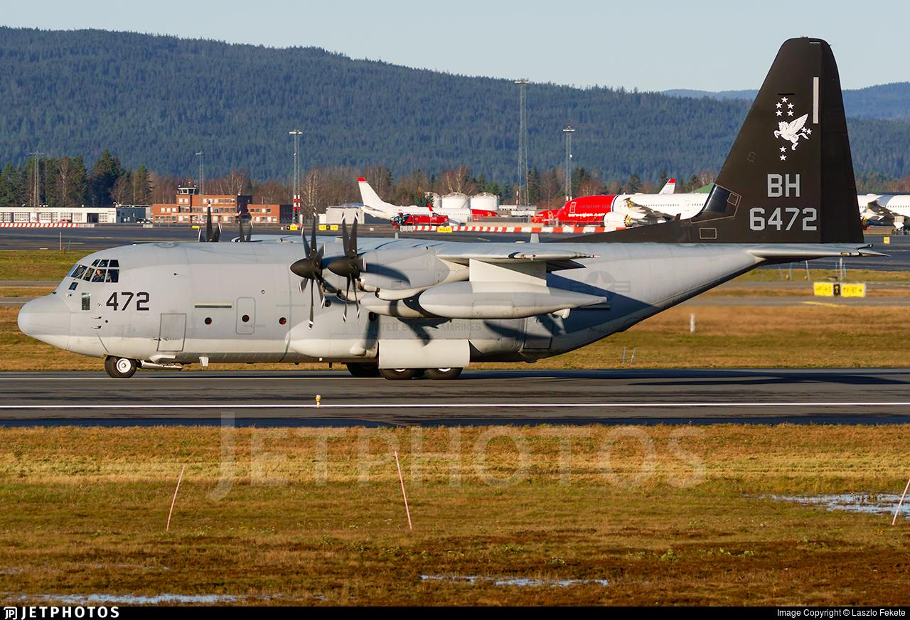 166472 - Lockheed Martin KC-130J Hercules - United States - US Marine Corps (USMC)