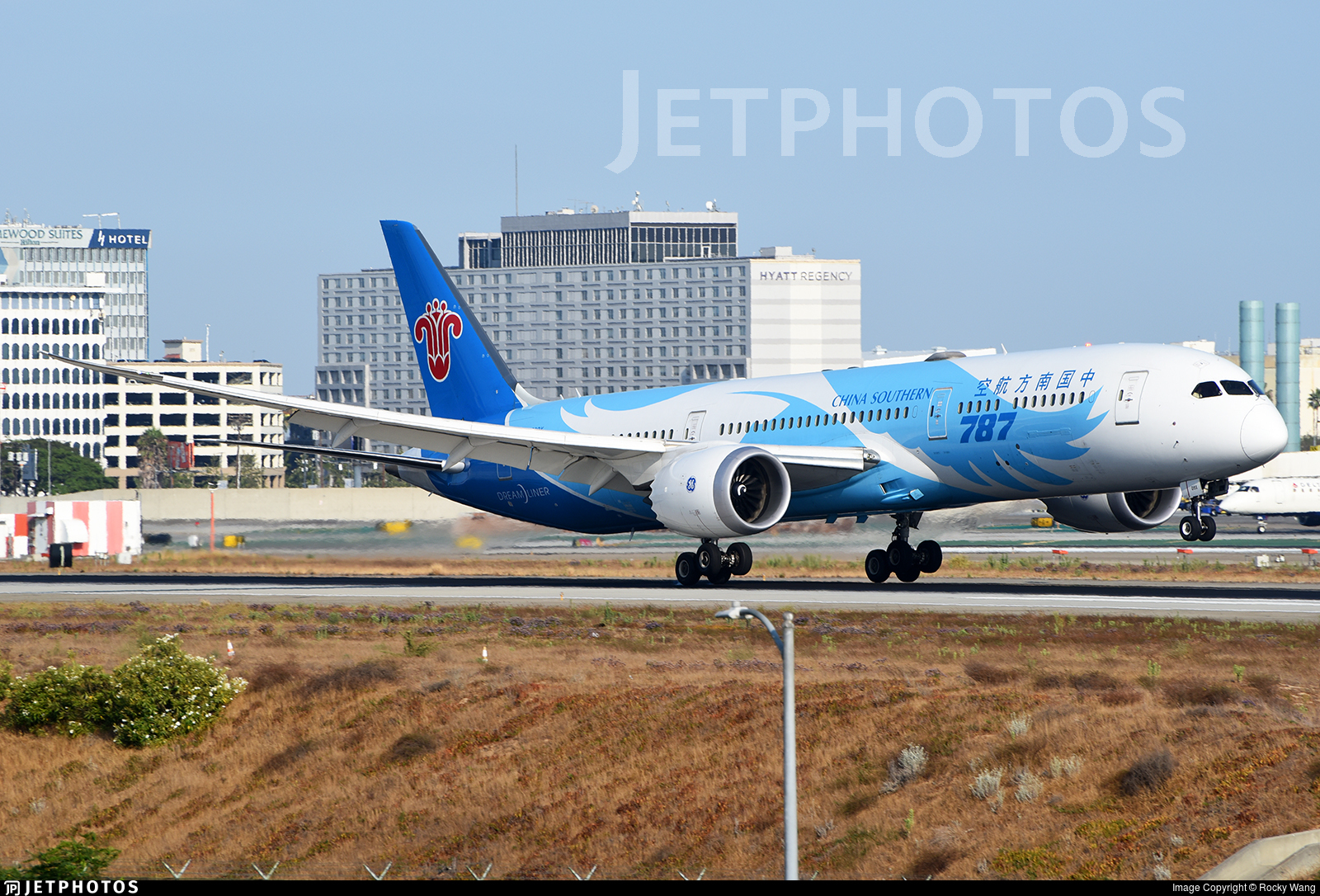 B-209X - Boeing 787-9 Dreamliner - China Southern Airlines