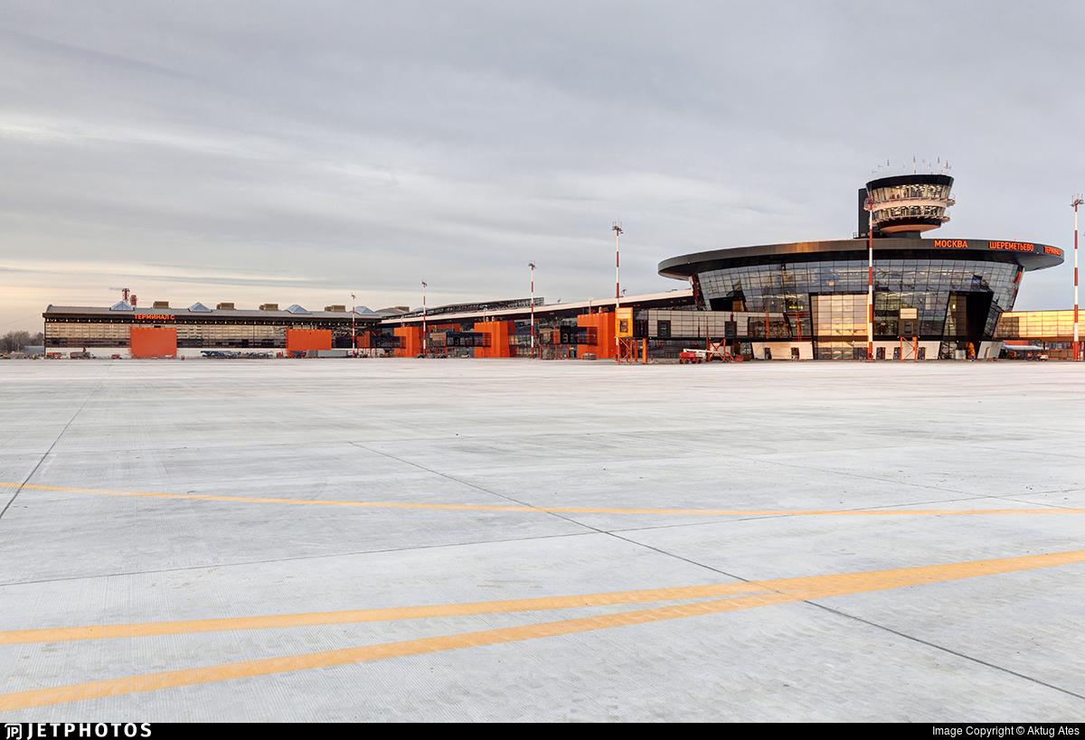 UUEE - Airport - Terminal