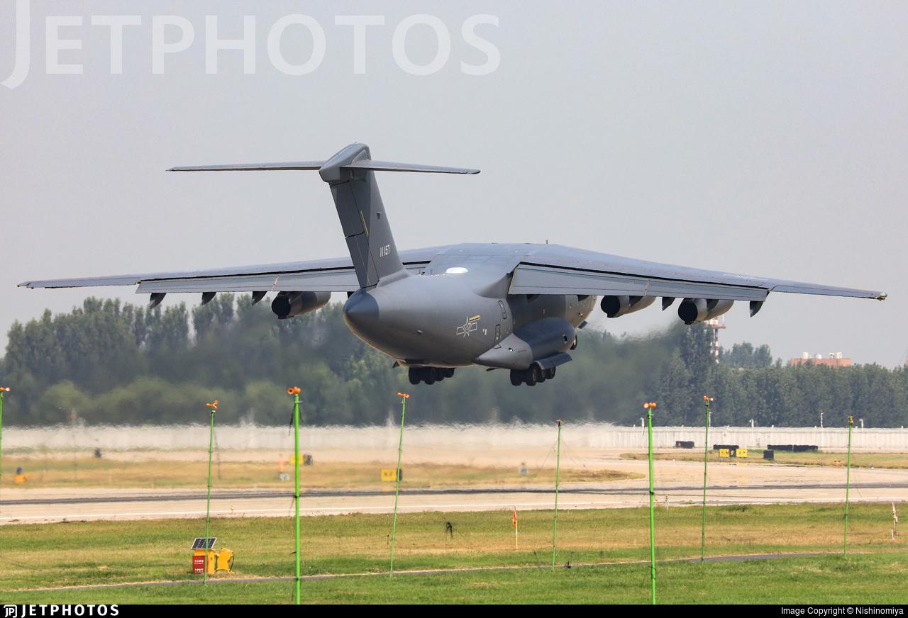 11157 - Xian Y-20A - China - Air Force