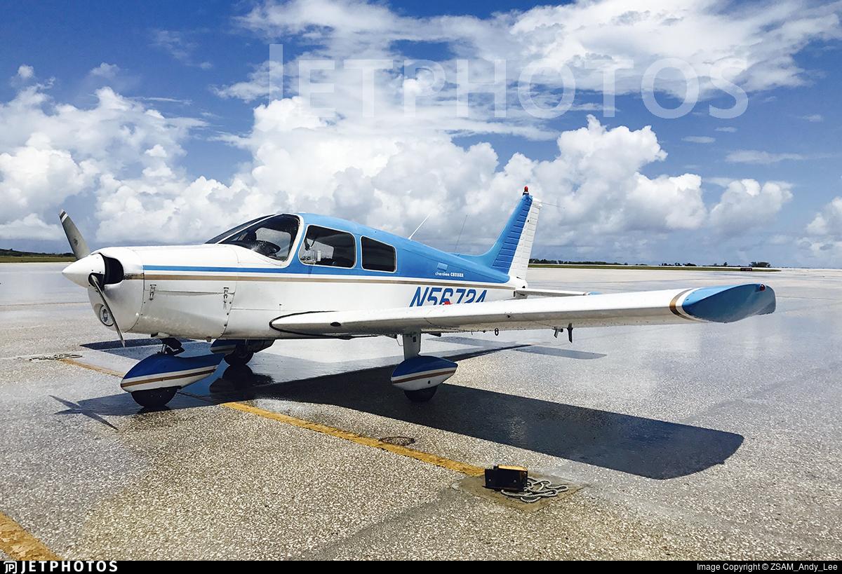 N56724 - Piper PA-28-140 Cherokee - Abelag Aviation