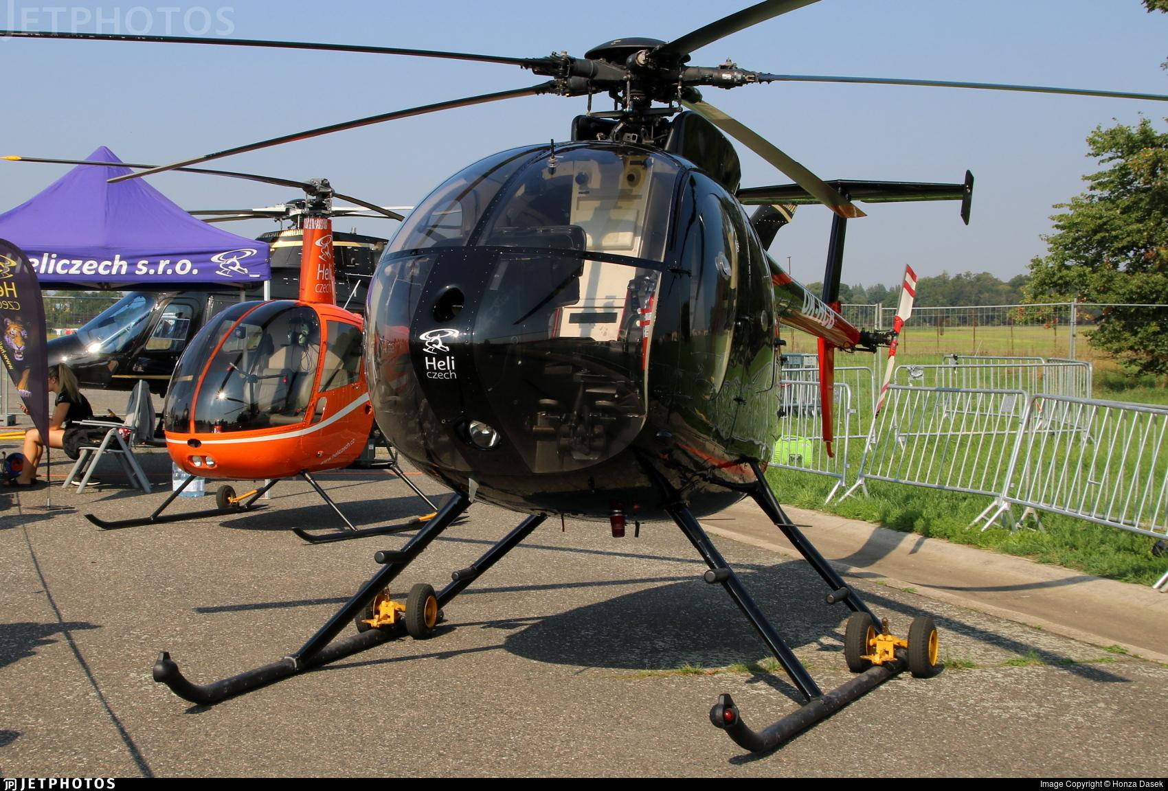 OK-HCB - Hughes 369E (500E) - Heli Czech