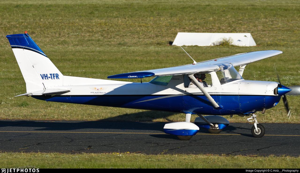 VH-TFR - Cessna 152 - Air Australia