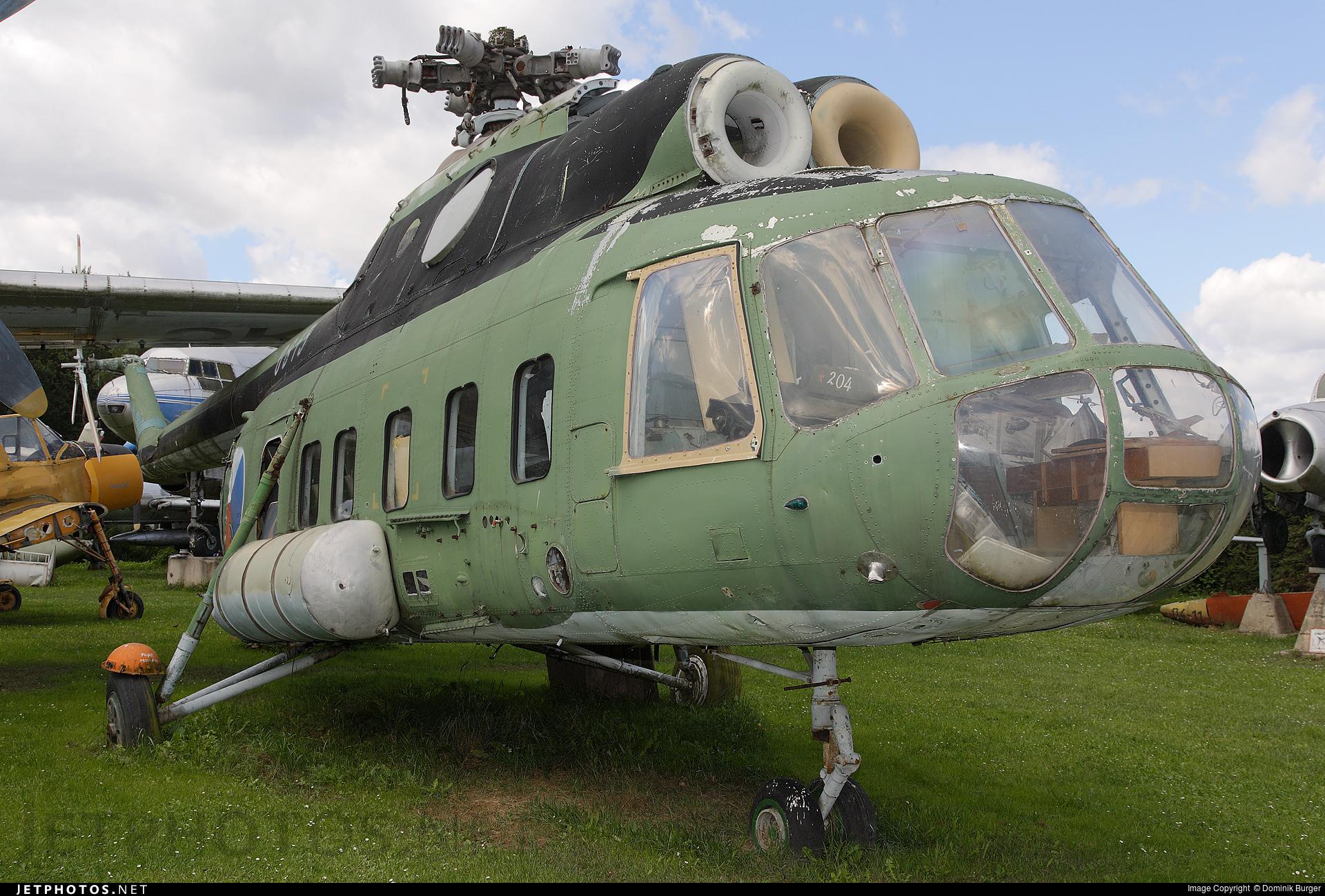 0815 - Mil Mi-8PS Hip - Czechoslovakia - Air Force