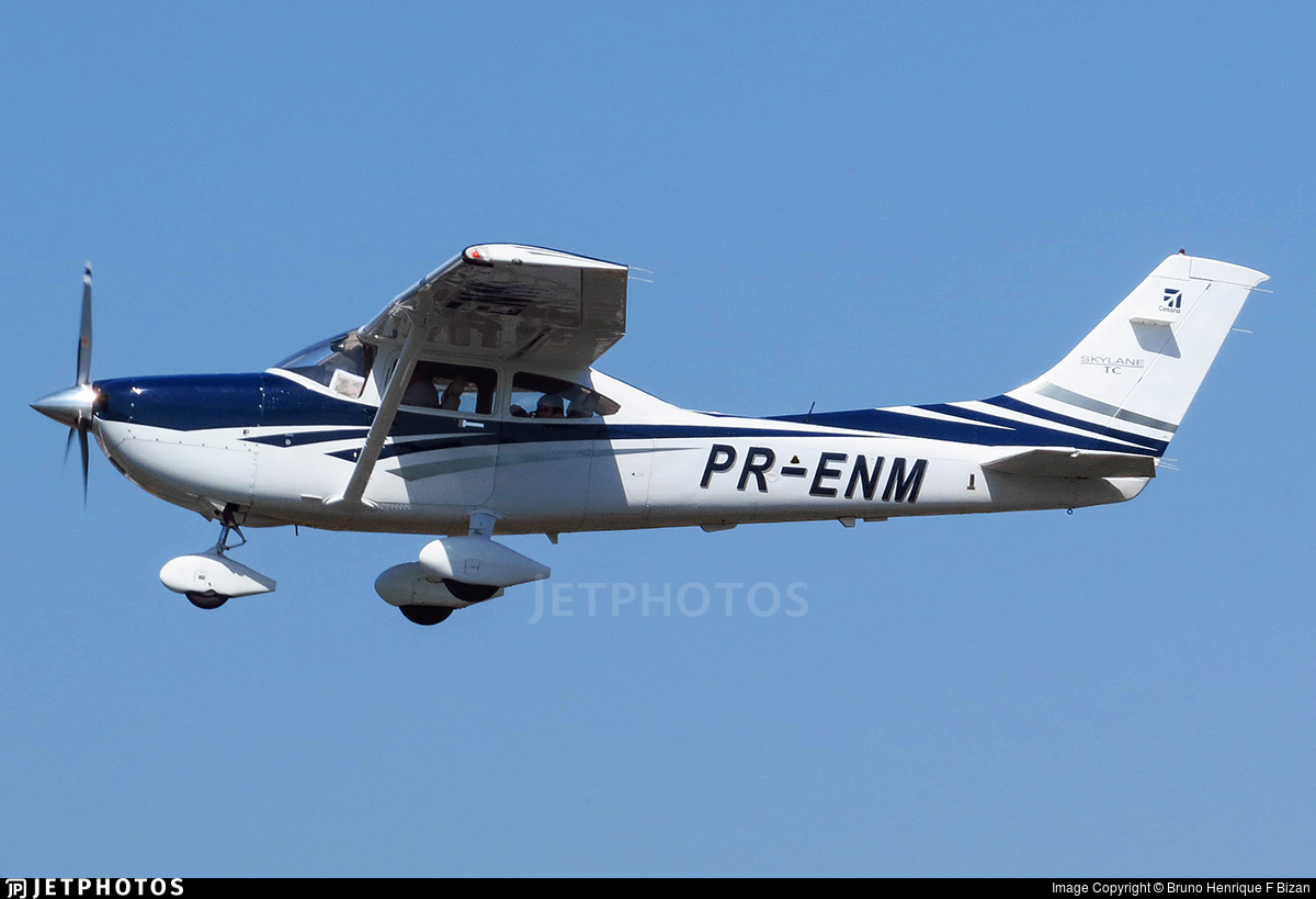 PR-ENM - Cessna T182T Skylane TC - Private