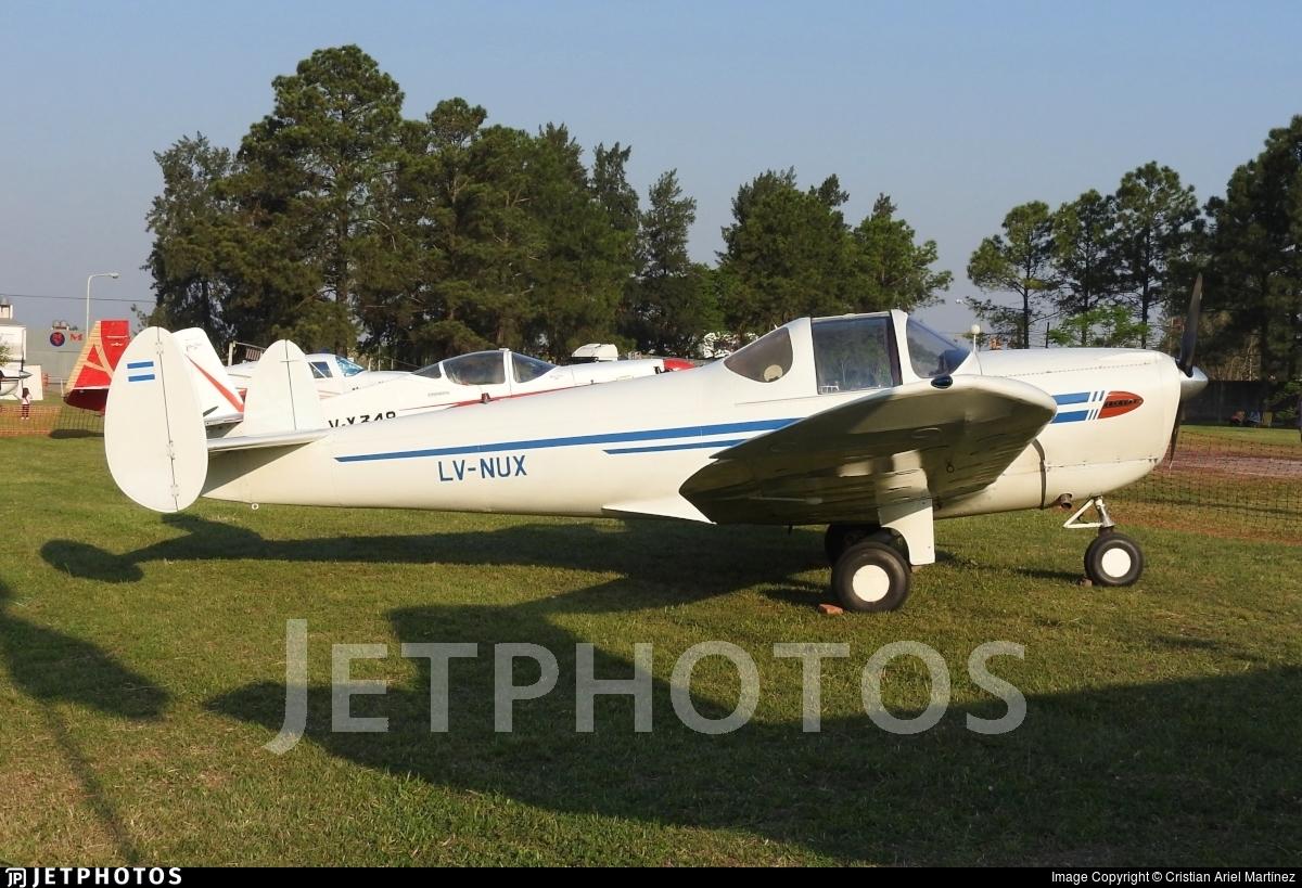 LV-NUX - Erco 415C Ercoupe - Private