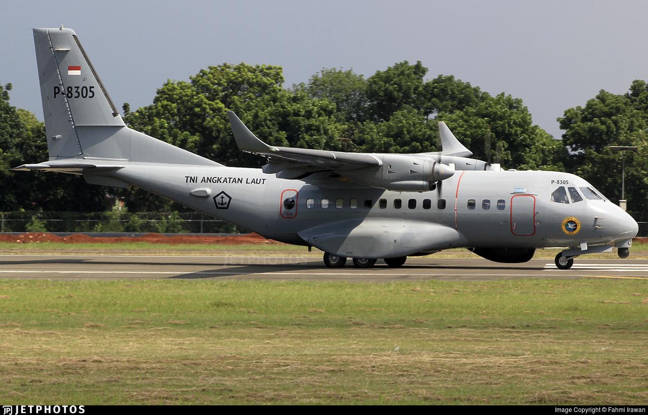 P-8305 - IPTN CN-235-220MPA - Indonesia - Navy