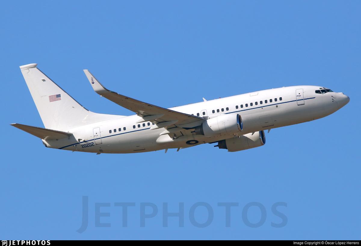 02-0202 - Boeing C-40C - United States - US Air Force (USAF)