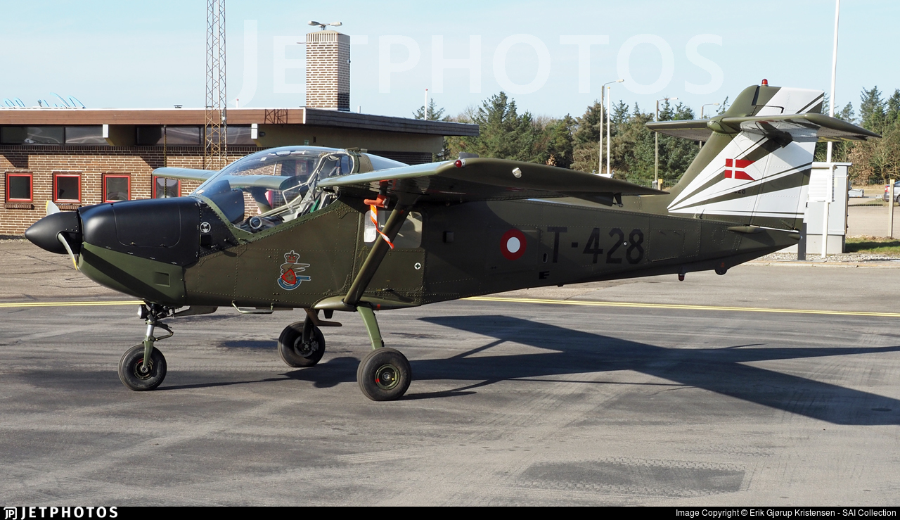 T-428 - Saab T-17 Supporter - Denmark - Air Force