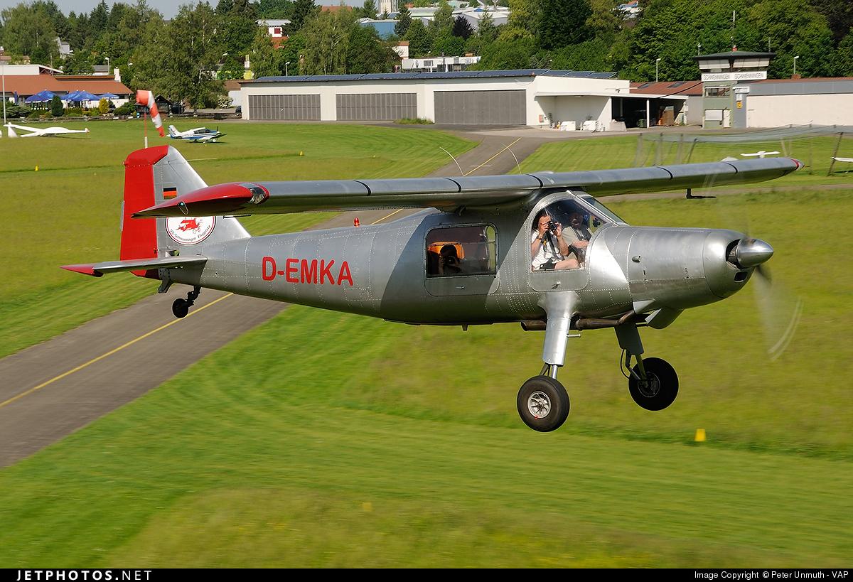 D-EMKA - Dornier Do-27 - Private