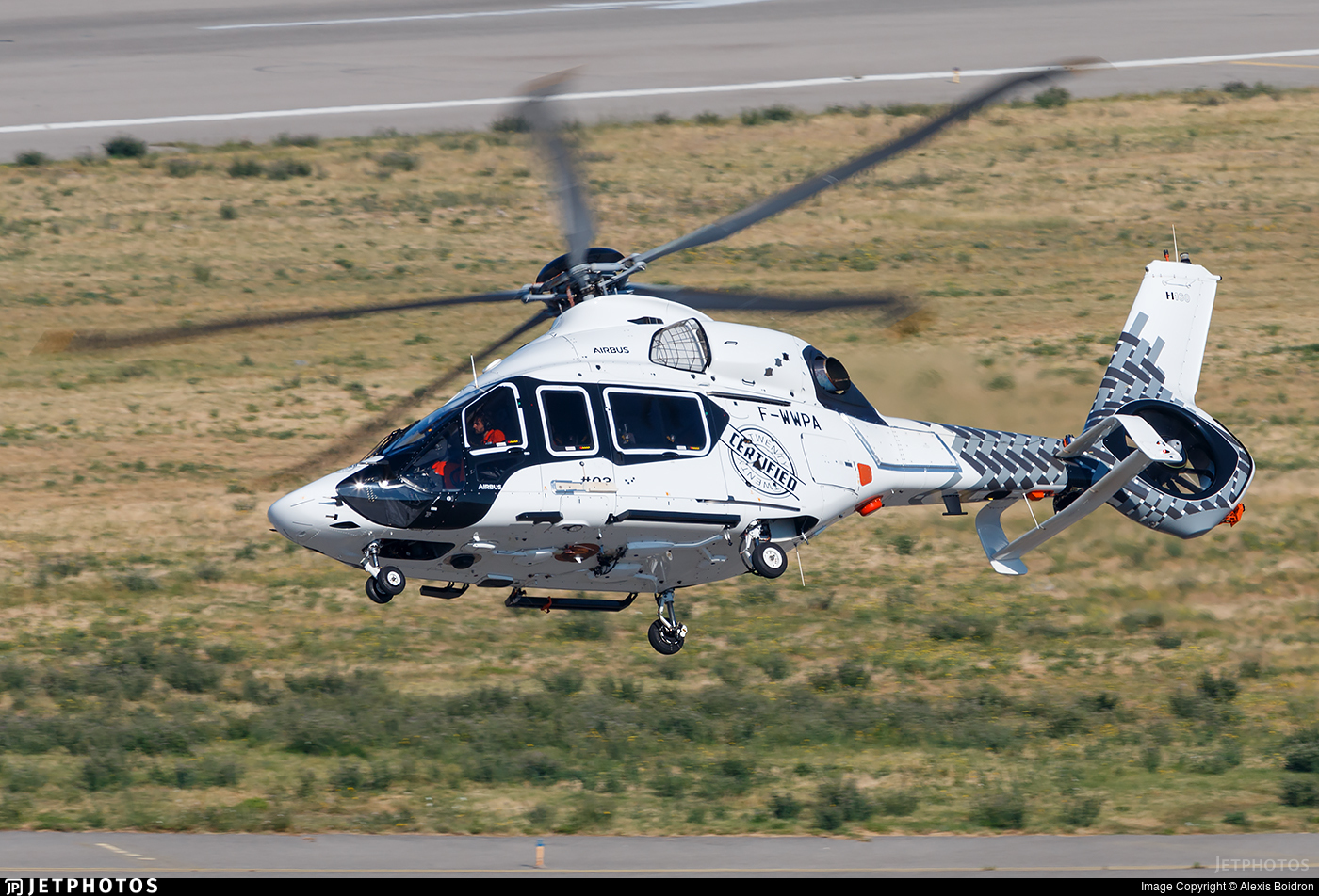 F-WWPA - Airbus Helicopters H160 - Airbus Helicopters