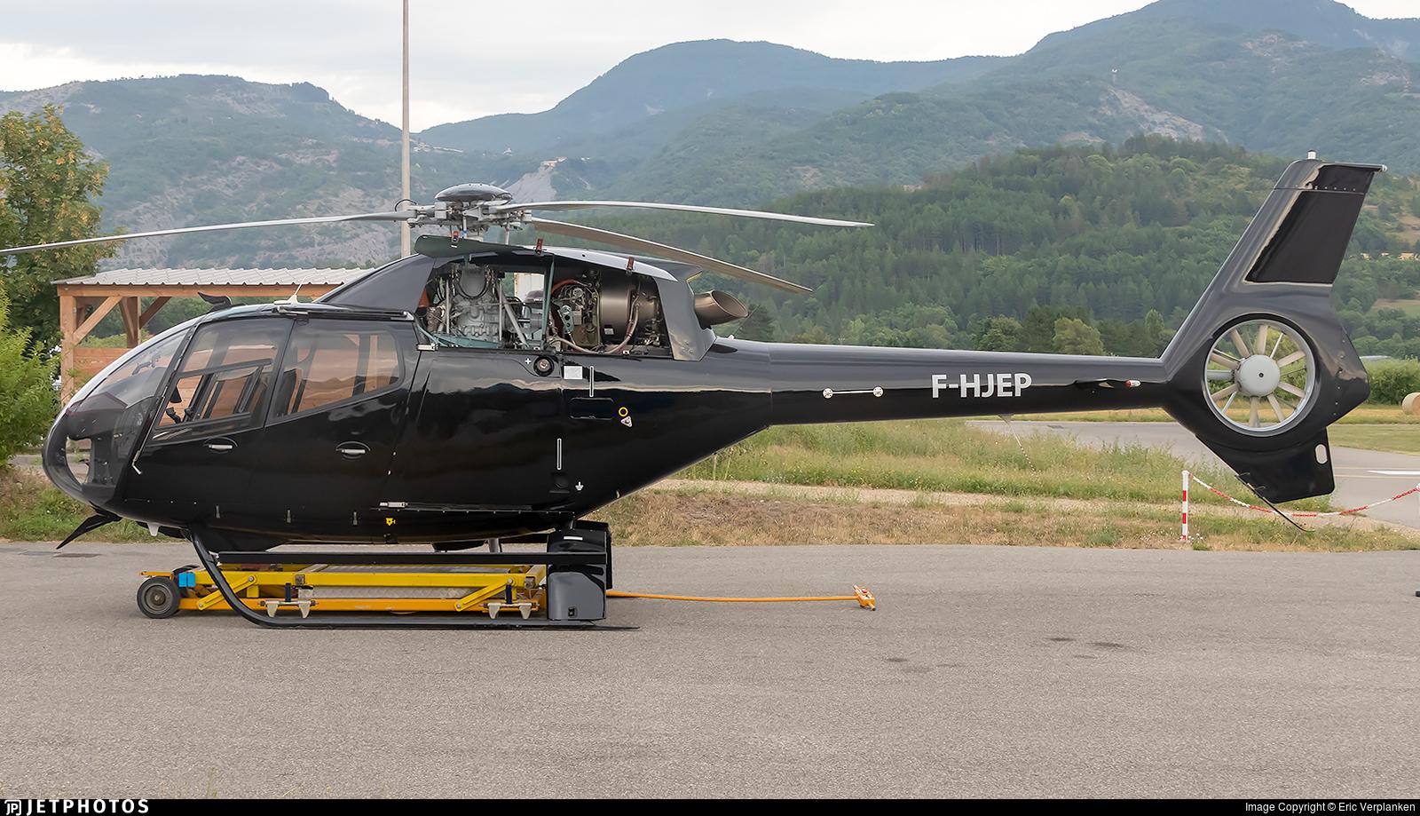 F-HJEP - Eurocopter EC 120B Colibri - Private