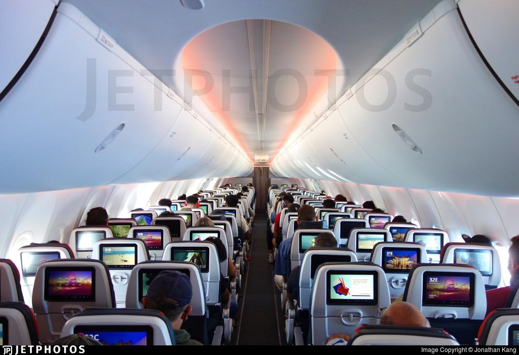 C-FSOI - Boeing 737-8 MAX - Air Canada