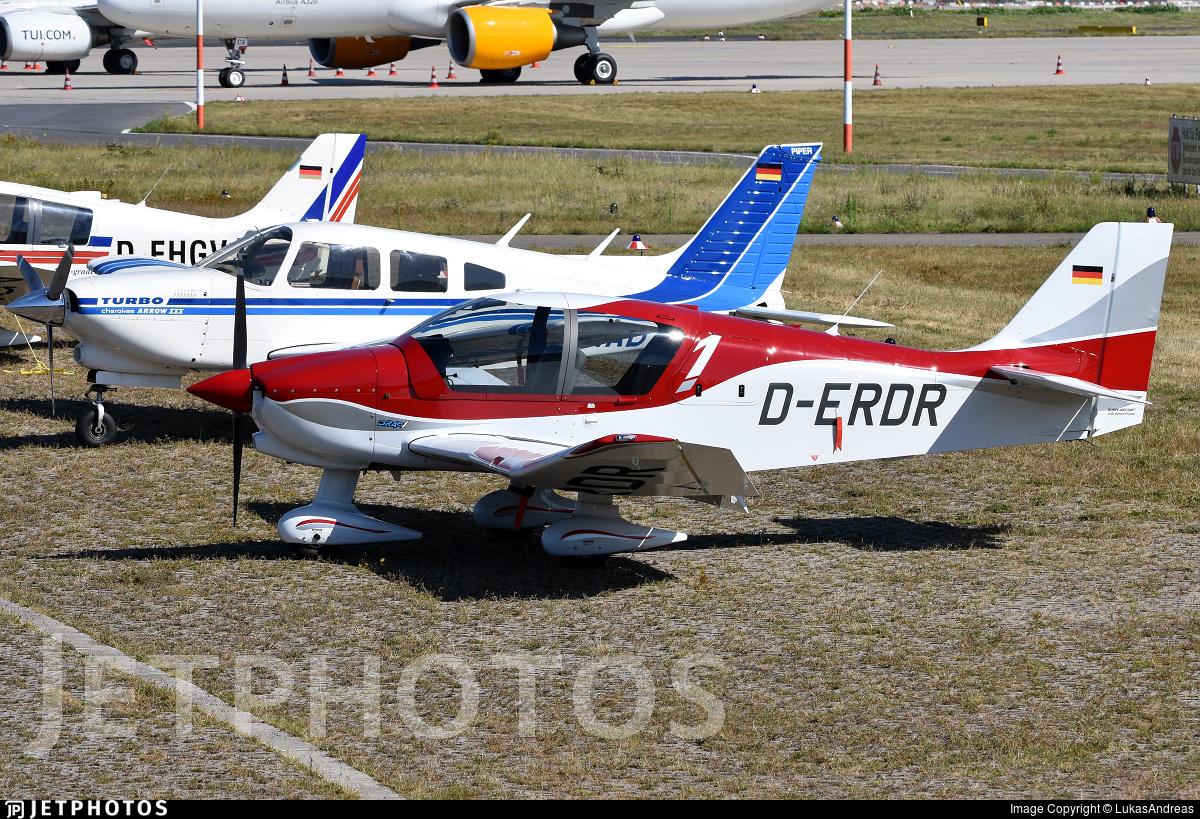 D-ERDR - Robin DR400/140B Major - Private