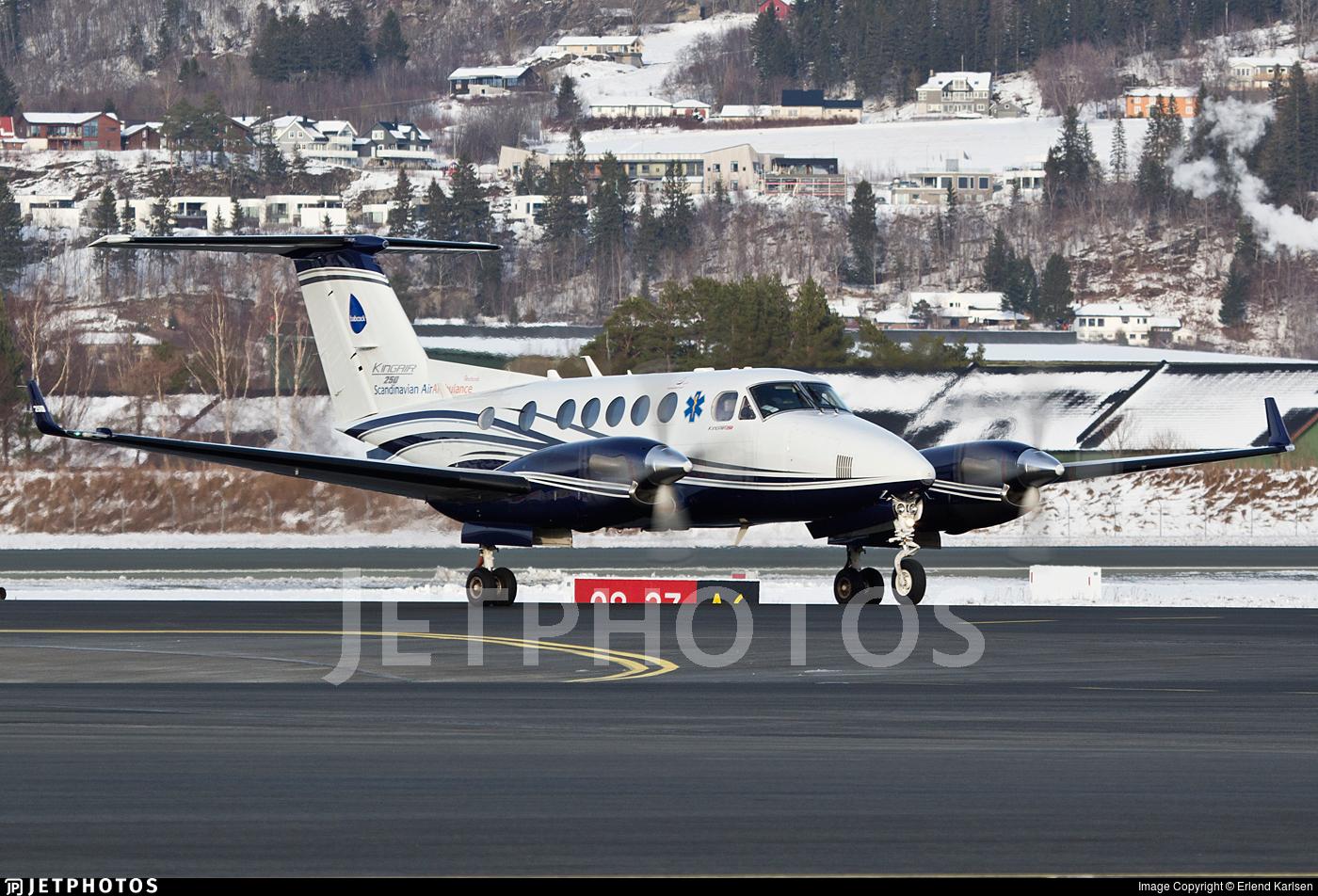 SE-MJH - Beechcraft B200GT Super King Air - Babcock Scandinavian AirAmbulance