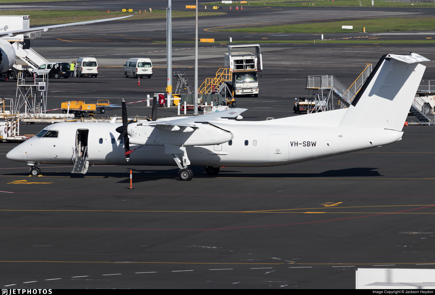 VH-SBW - Bombardier Dash 8-Q315 - Eastern Australia Airlines