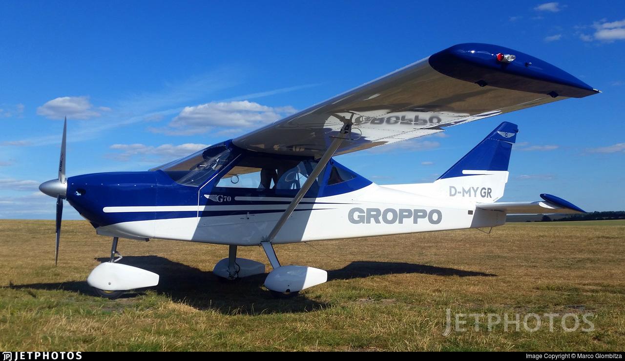 D-MYGR - Nando Groppo G70 - Private