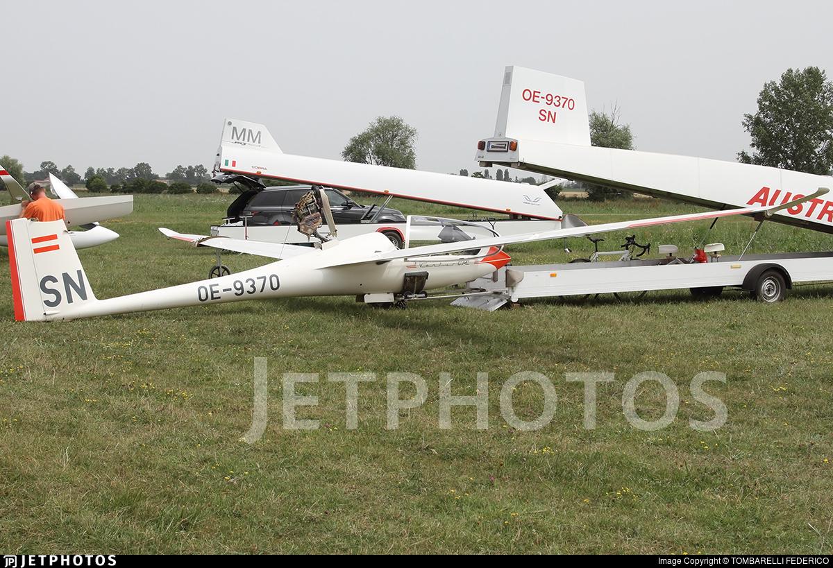 OE-9370 - Schempp-Hirth Ventus CM - Private