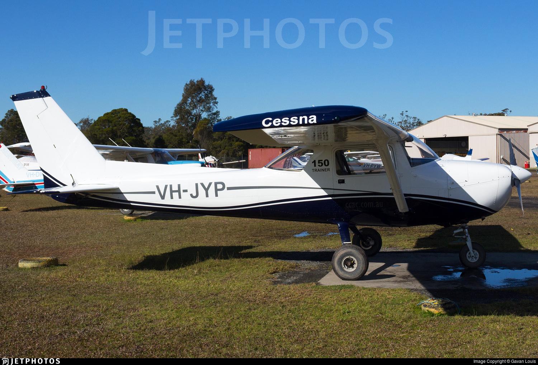 VH-JYP - Cessna 150M - Private