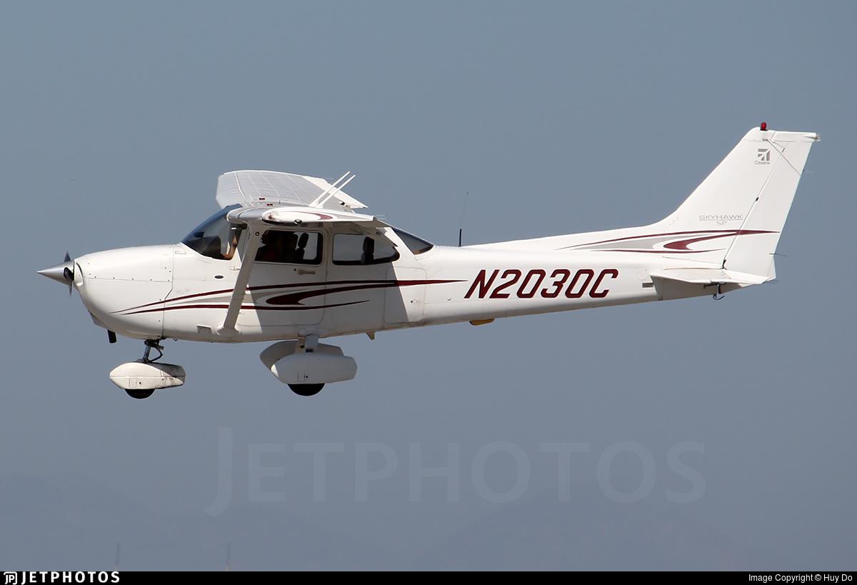 N2030C - Cessna 172S Skyhawk SP - Private