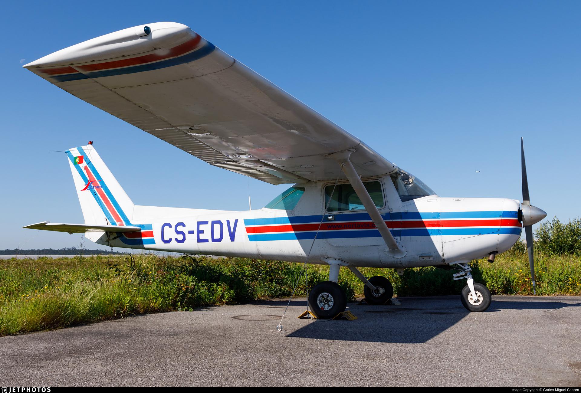 CS-EDV - Cessna 152 - Nortávia