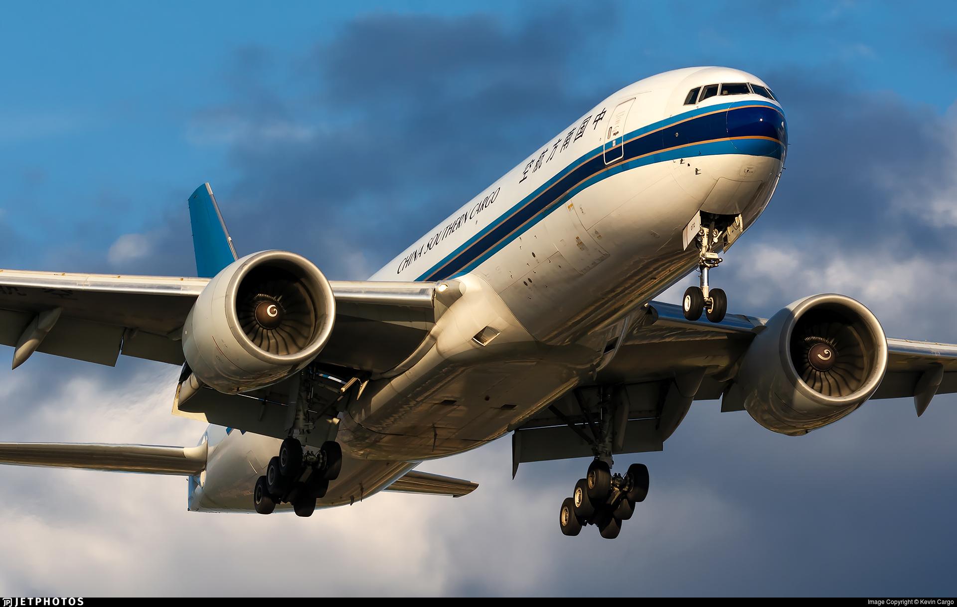 B-2072 - Boeing 777-F1B - China Southern Cargo