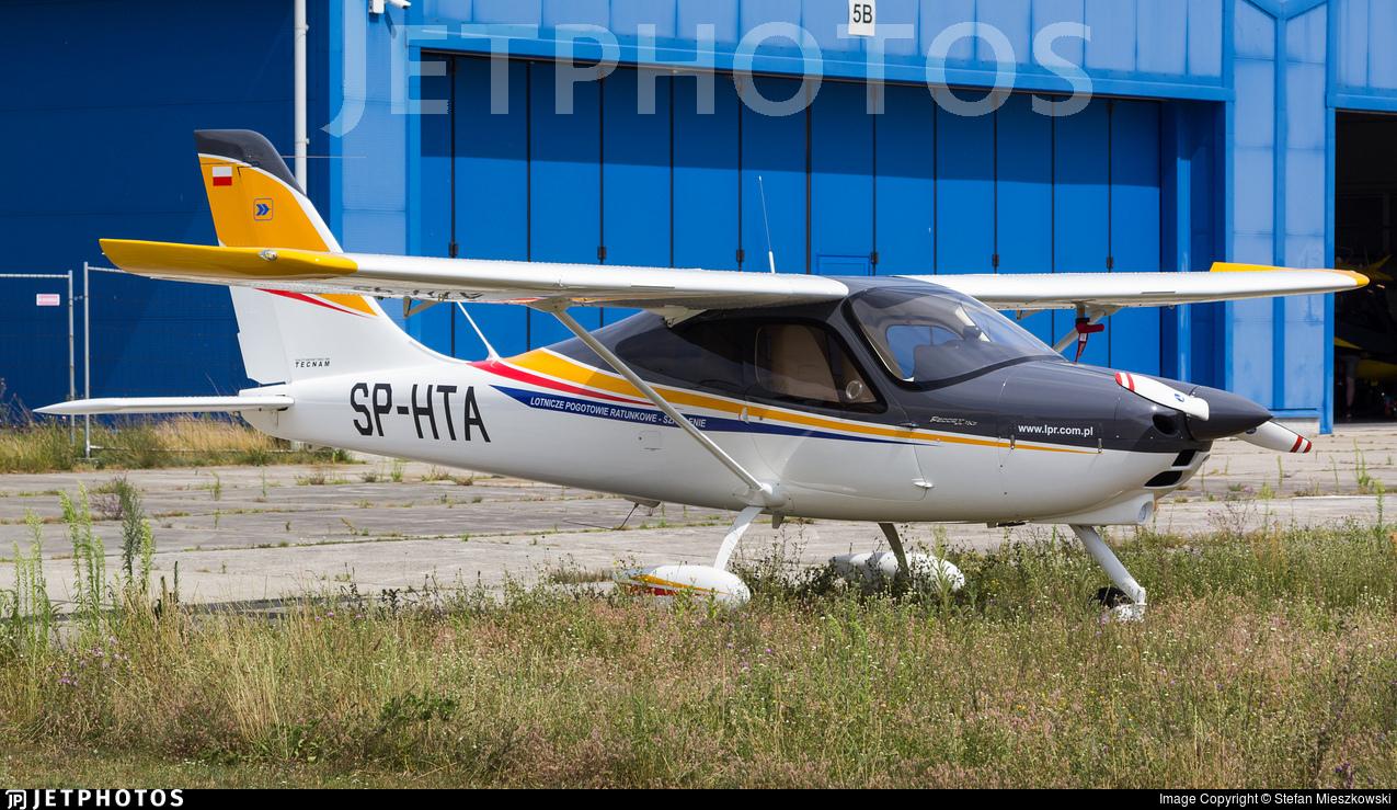 SP-HTA - Tecnam P2008JC MkII - Poland - Medical Air Rescue