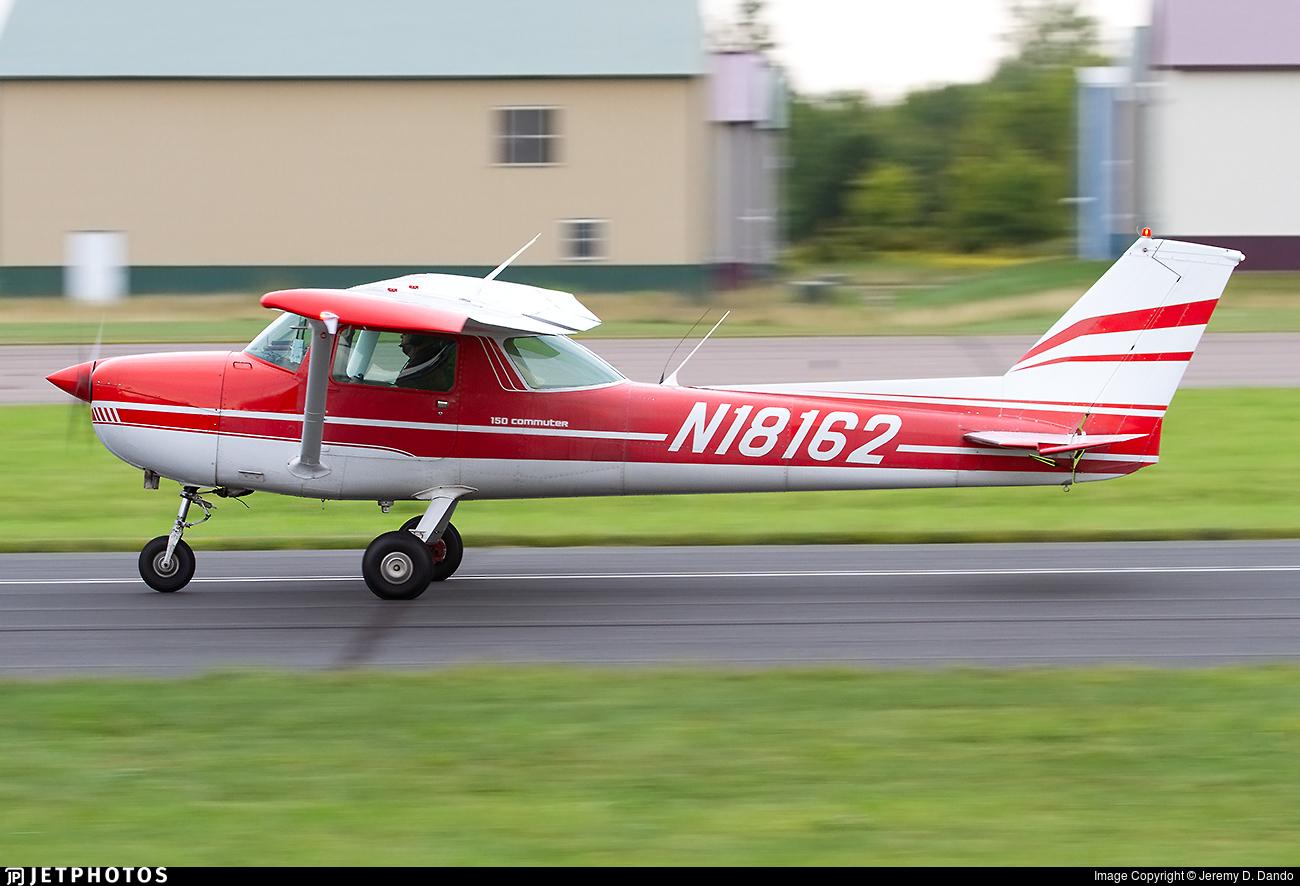 N18162 - Cessna 150L - Private