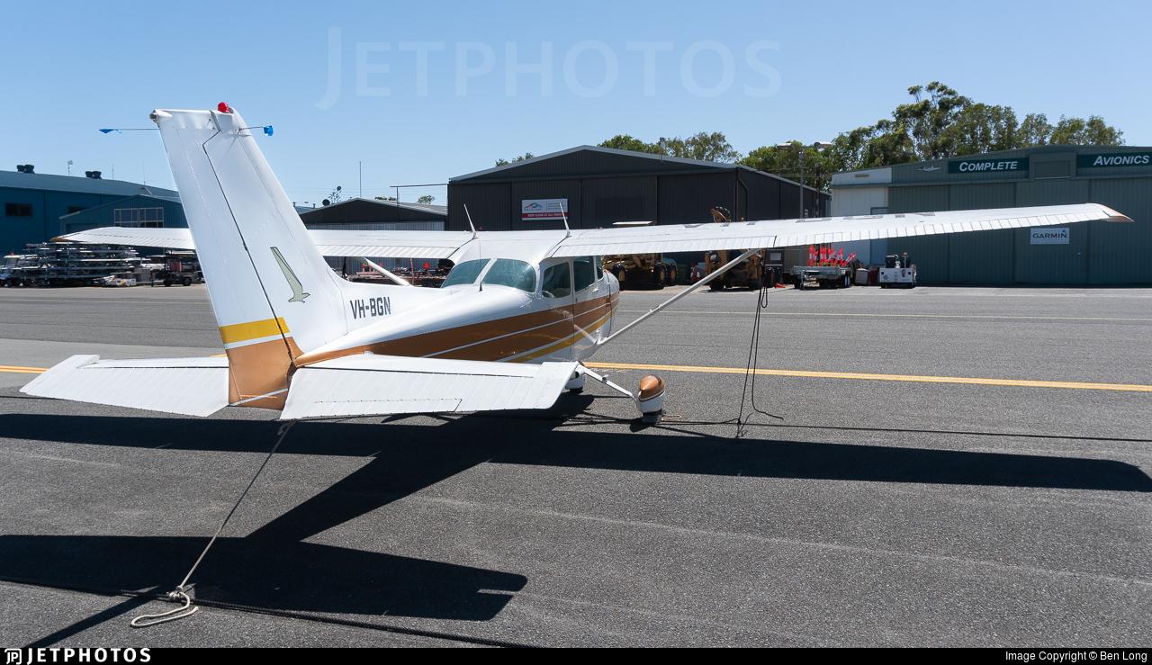 VH-BGN - Cessna 172N Skyhawk - Private
