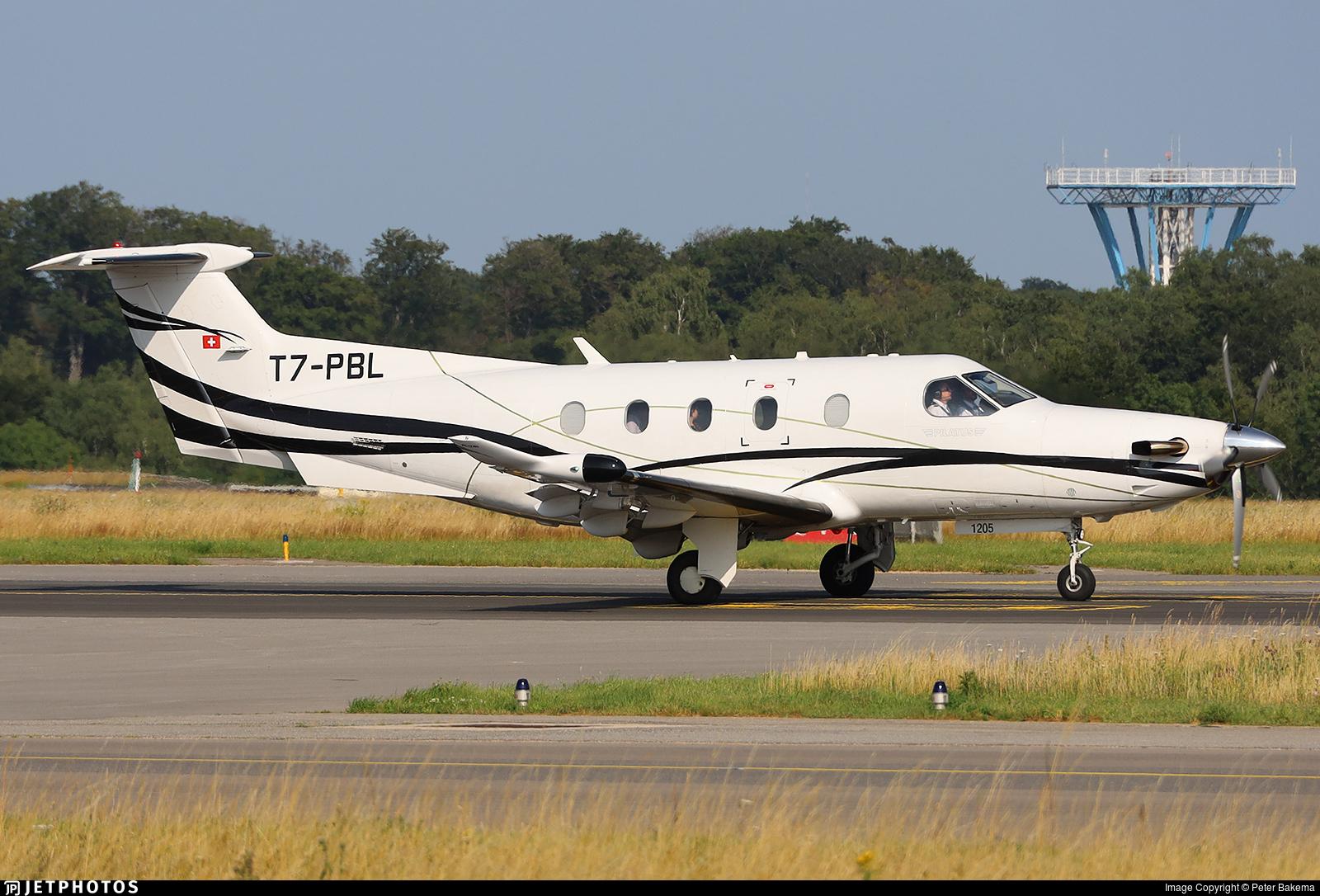 T7-PBL - Pilatus PC-12/47E - Fly 7 Executive Aviation