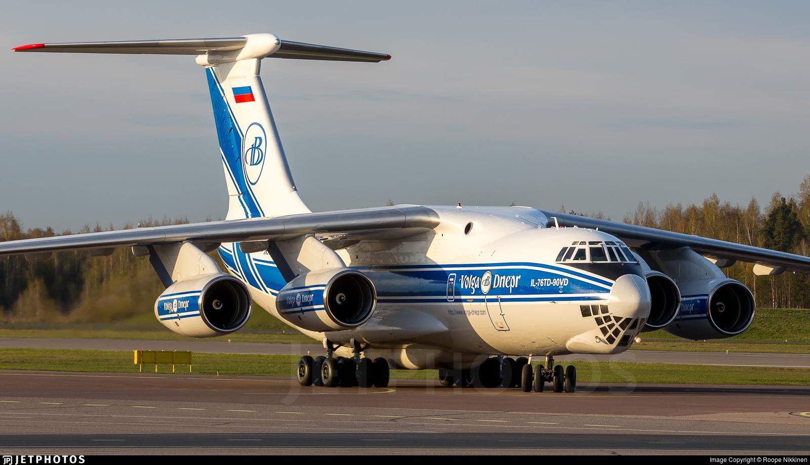 RA-76511 - Ilyushin IL-76TD-90VD - Volga Dnepr Airlines