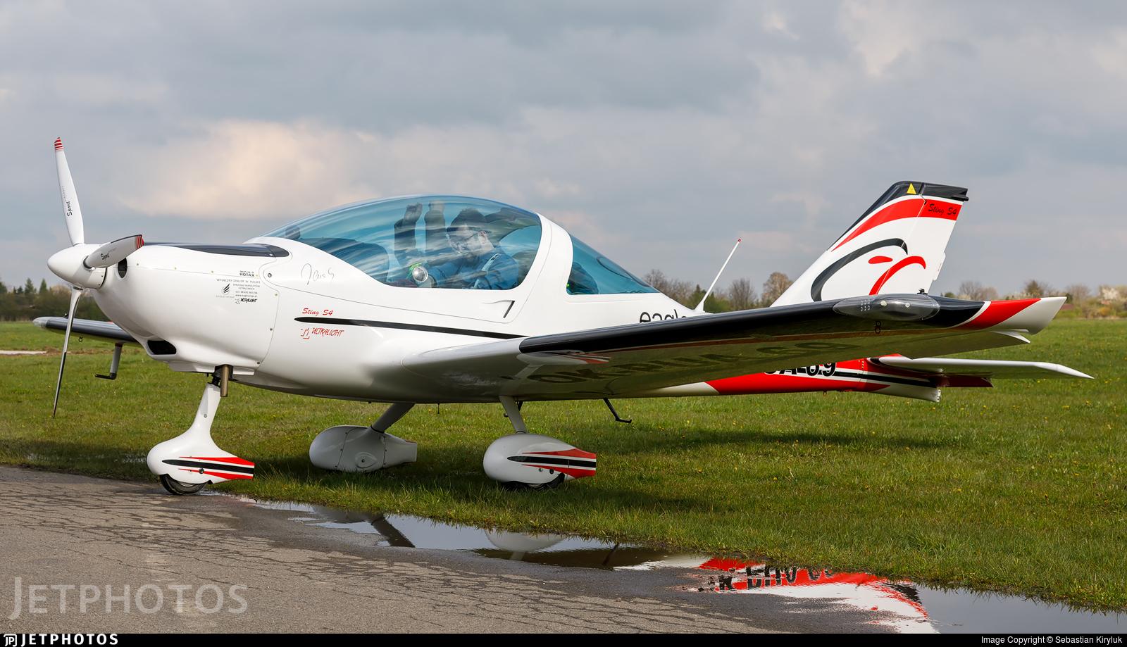 OK-PUA69 - TL Ultralight TL-2000 Sting S4 - Private