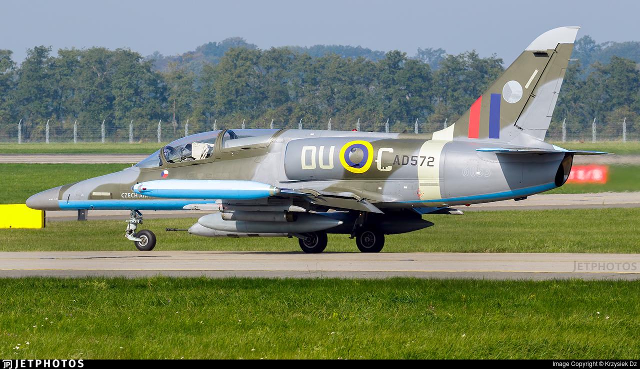 6053 - Aero L-159A Alca - Czech Republic - Air Force
