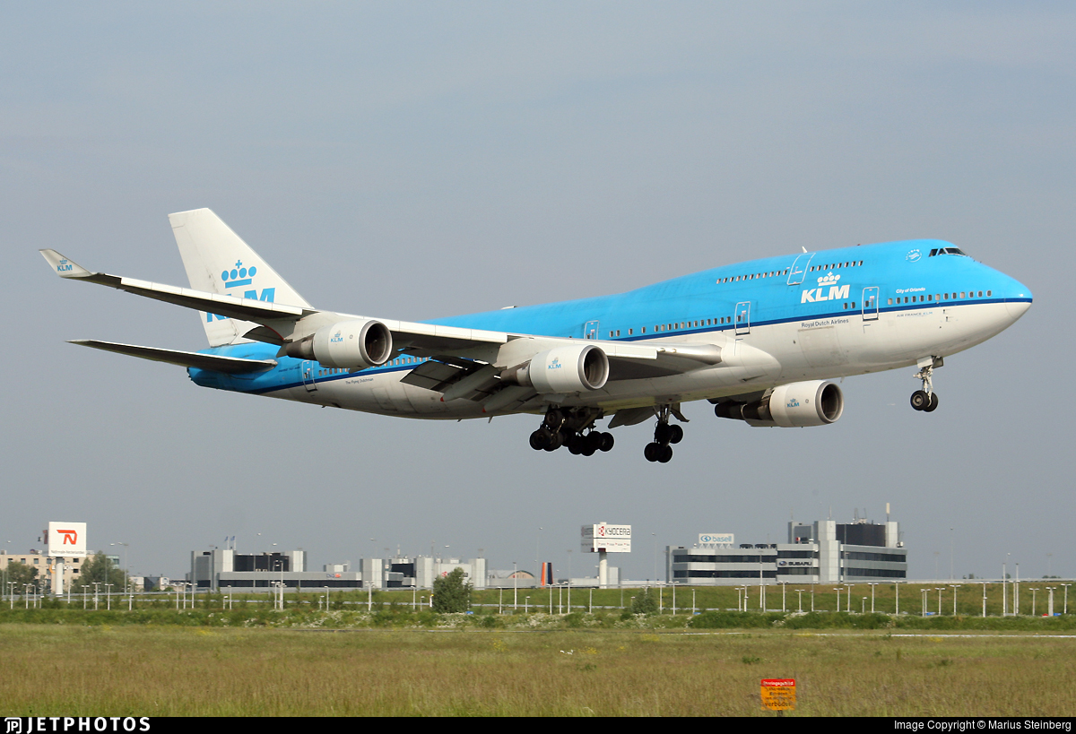 PH-BFO - Boeing 747-406(M) - KLM Royal Dutch Airlines