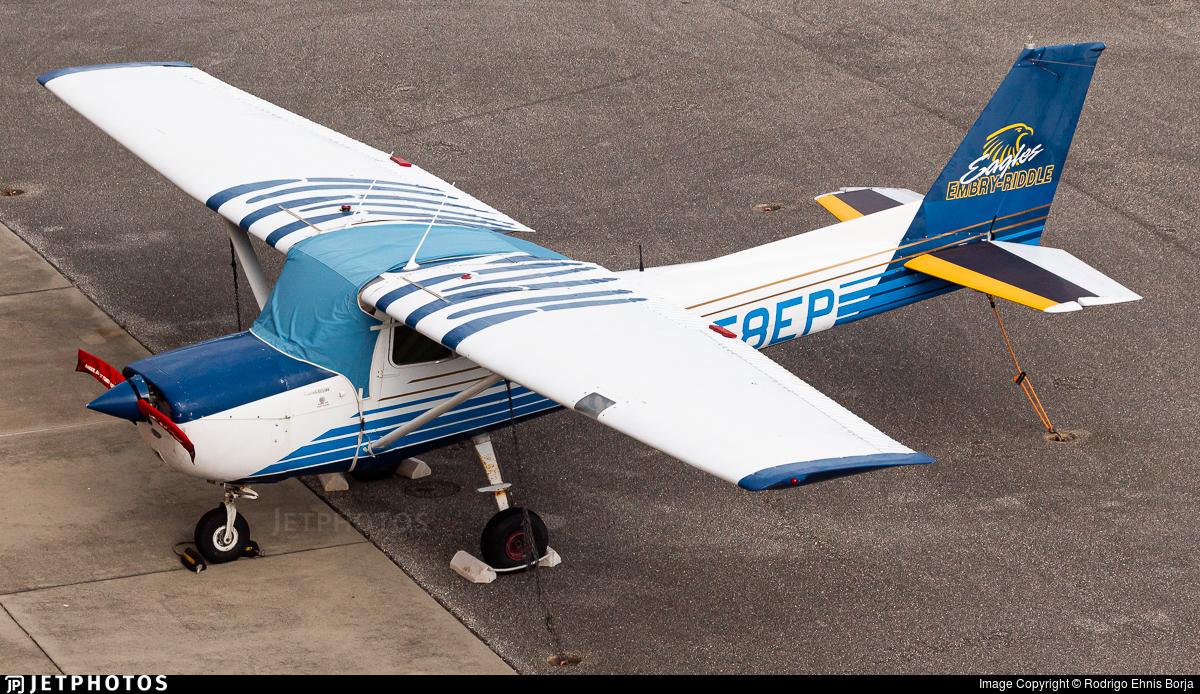 N58EP - Cessna 150J - Embry-Riddle Aeronautical University (ERAU)
