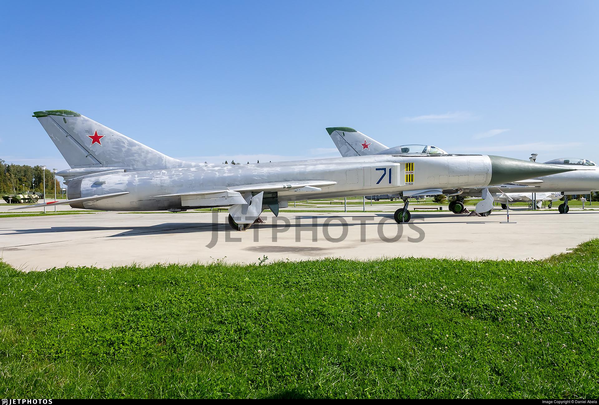 71 - Sukhoi Su-15T Flagon-E - Soviet Union - Air Force
